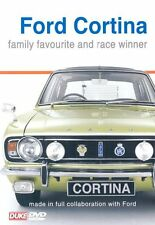 Ford Cortina Family Saloon to Race Winner (New DVD 2004) Mk 1 to 5 Lotus