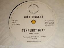 "Vinilo 7"" Single-Mike Tinsley-Tenpenny Oso-Mt 1"