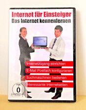 °° Internet für Einsteiger - Das Internet kennenlernen - DVD - NEU & OVP °°