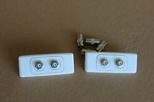 'Direct Connect' TV and Satellite 'Twin' Caravan Fitting (Series 1)