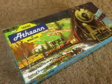 Vintage Athearn Train HO Outside Braced Box Car Cool Box Graphics