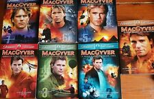 MACGYVER - LA SERIE COMPLETA  38(36) DVD  paramount television (mancano 2 DVD)