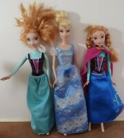 Disney Princess Fashion Dolls Lot