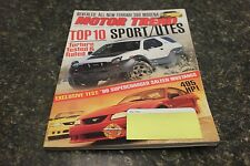 MOTOR TREND TOP 10 SPORT/UTES MAY 1999 VOL.51 #5 9677-1 [BOX J] (LOC.DDD) #5