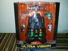 SPYNET REAL TECH /UltraVision Goggles/Ultra Vision/NIGHT VISION/PHOTO/RECORD/NEW