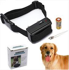 Anti Bark No Barking Training Collar Shock Control For Small Medium Large Dog