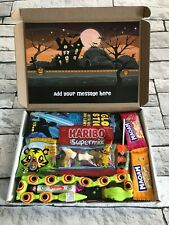 Personalised Halloween Hamper Box - Children's - Trick or Treat - Sweets & Toys