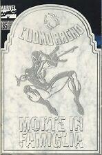 AMAZING SPIDER-MAN #400 EURO Sketch Variant Death of Aunt May LTD 1200 HTF VF