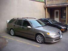 Original 2003 Saab 9-5 Combi Roof Racks