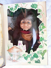Grandma Maryss 1997 Berenguer Elf From The Great Elven Forest Collection - Nrfb