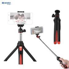 Benro MK10 Handheld Extendable Mini Tripod Selfie Stick+Bluetooth for Smartphone