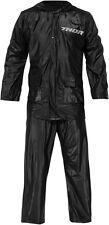 Thor Black MX ATV Off-Road Motocross Dirt Bike Quad XL Gear Mud Rain Suit