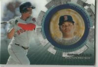2020 Topps Update Rafael Devers Commemorative Coin Boston Red Sox