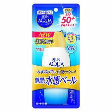 ROHTO skin aqua UV Super Moisture Gel Sunscreen SPF50+/PA++++ 110g