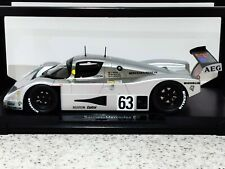 NOREV 1/18 SCALE SAUBER MERCEDES C9 1989 LE MANS 24HR WINNER (NEW)