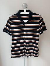 J LINDEBERG Men's Rubi Slim JL Pique Polo Shirt Size L Large Slim Fit Golf