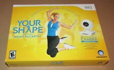 Your Shape: Featuring Jenny McCarthy (Nintendo Wii) Brand New / Fast Shipping