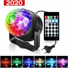 RGB Bühnenbeleuchtung Discokugel LED Lichteffekt Laser Lampen Projektor DJ Show