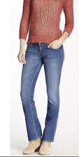 """Lucky Womens Jeans Size 24 00 L 32"""" Regular LEYLA BOOT NWT Mid rise Curvy Blue"""