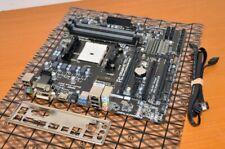 Gigabyte GA-F2A85XM-D3H Socket FM2 uATX Motherboard Mainboard 8xSATA USB3