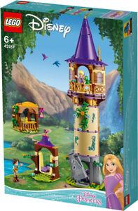 LEGO 43187 Disney Rapunzels Tower Brand New & Sealed AU SELLER