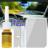 Auto Car Vehicle Window Glass Windshield Scratch Crack Repair Polishing Fluid