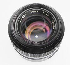 Nikon 50mm f1.4 Non-Ai  #2843897