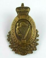 Rare Irish Carlow Rifles Victorian 8th Battalion glengarry Cap badge - c1880s