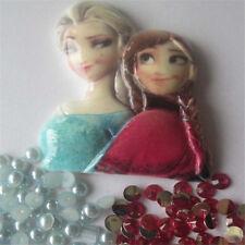 RR73 Mobile beauty 3D DIY Mobile Cell Phone Case  Deco Den Kit Frozen