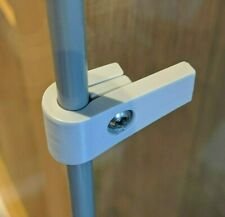 NEW! Shelf brackets for IKEA DETOLF, add extra shelves to your cabinet!