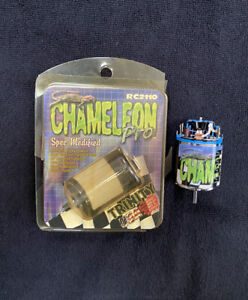 Trinity Chameleon Vintage RC 19x1 Brushed Stock Motor RC2110
