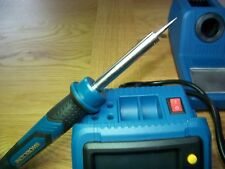 3 off WorkZone SMD Slim Cone 0.3mm Solder Iron Tip HS-060A-2 WWS-SST60 Aldi Lidl