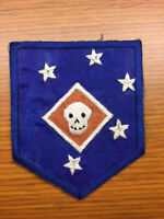 Original WWII USMC 1st MAC Raiders Patch Theater Made Marine Amphibious Corps