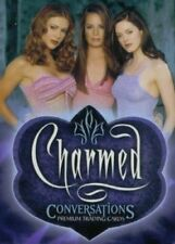 "2005 INKWORKS ""CHARMED CONVERSATIONS"" PROMO TRADING CARD - V/GOOD CONDITION"