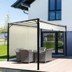 Outdoor Pergola 3 X 3m Gazebo Garden Sun Shade Canopy Shelter Patio Awning Porch