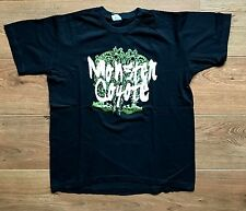 Monster Coyote Brazilian Band Shirt VERY RARE Metal Sludge
