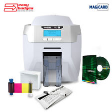 Magicard Rio Pro Duo Complete Double Sided ID Printer System for MAC & PC
