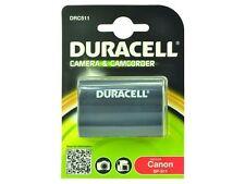 HIGH END DURACELL Foto Kamera Akku Ersatzakku für Canon BP-511 BP511 für 10D 20D