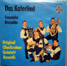 Single / ORIGINAL OBERKRAINER QUINTETT AVSENIK / RARITÄT /