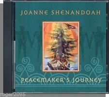 Joanne Shenandoah - Peacemaker's Journey (2000) - New Age, American Indian CD!