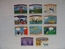 Looney Tunes Comic Ball 1990 Upper Deck 11 Card Lot  PACK FRESH MINT CARDS !!!