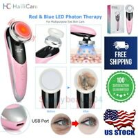 RF EMS LED Photon Light Skin Rejuvenation Therapy Lift Anti aging Beauty Device