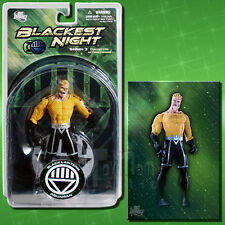 DC Direct Blackest Night Series 3 Black Lantern Aquaman 6-Inch Action Figure