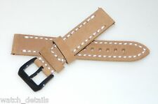 Storica Vintage Cut Strap fit Panerai. 20mm  125/80 Regular
