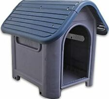 Outdoor Dog House with Door - Water Resistant and Attractive for Small to Medium