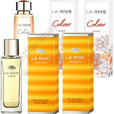 LA RIVE MIX !!! 2x 90ml FOR WOMAN + 2x 75ml COLOUR Eau de Parfum - HAMMERPREIS !