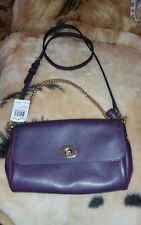 COACH BAG LEATHER NWT