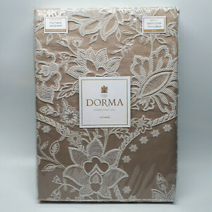 Dorma Ottoman Luxurious Textured Jacquard Single Quilt Cover New & Sealed