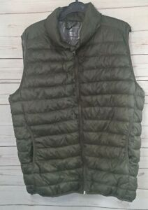 Work Out Ultra Lightweight Gilet Water Resistant size XL