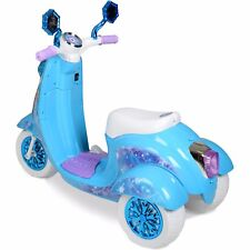 Riding Toys For Girls Toddler Kids Children Ride On Electric Scooter Outdoor Fun